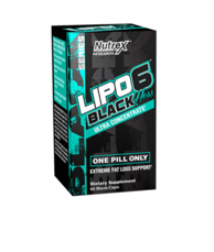 LIPO-6 BLACK HERS ULTRA CONCENTRATE – 60caps.