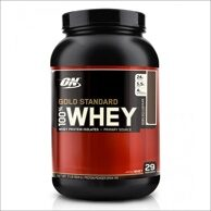 100% Whey Gold Standard – 2 lbs.