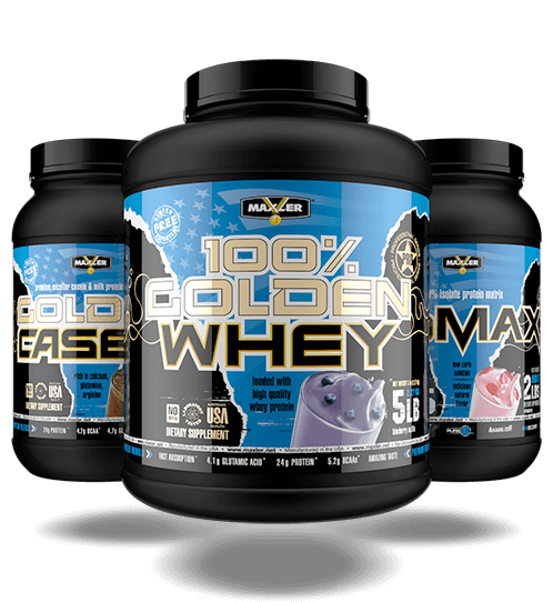 banner golden whey