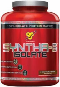 Syntha-6 Isolate Mix – 4 lbs.