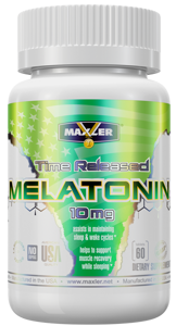 Melatonin 10 mg – 60 tabs.