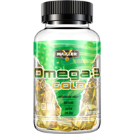 Omega-3 Gold – 120softgels.