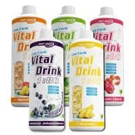 Low Carb Vital Drink 1000 ml