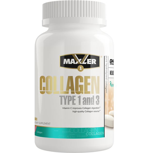 Maxler Collagen type 1 and 3 90 tab