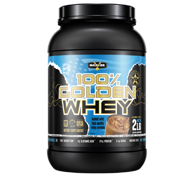 100% Golden Whey – 2lb