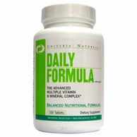 Daily Formula - 100 tablets