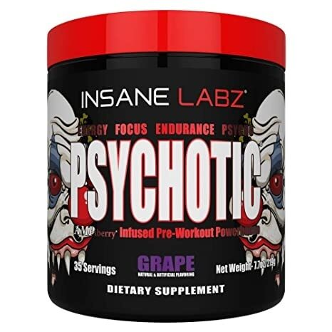 Insane Labs Psychotic 208 gr 35 порций