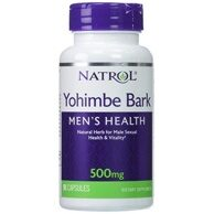 YOHIMBE BARK 500 MG