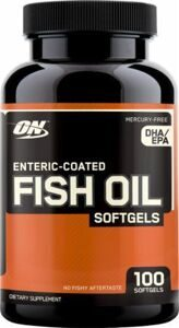 ON Fish Oil – 100caps.
