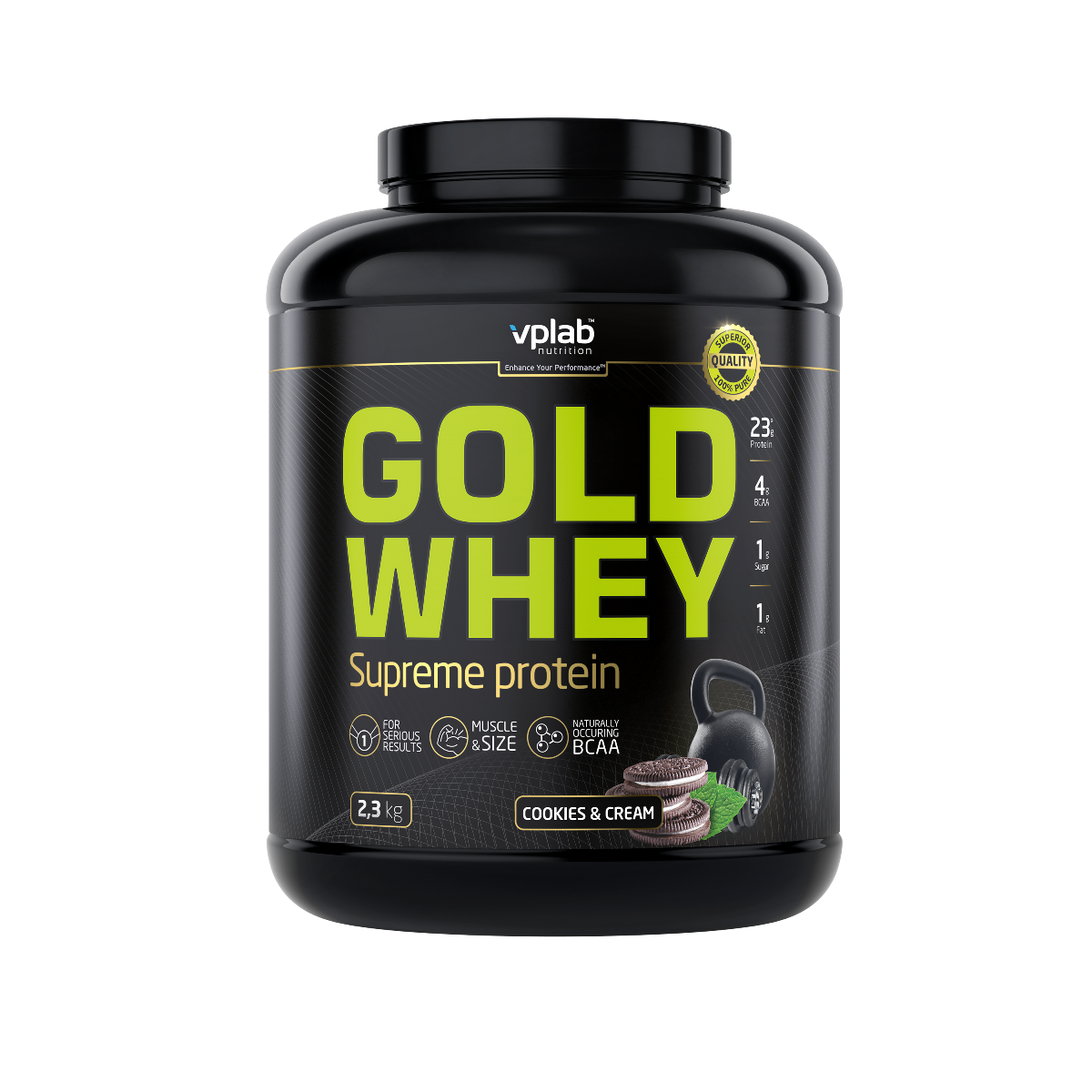 GOLD WHEY Supreme Protein 2,25 кг